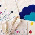 Vászontáska-reneszánsz: fess, varrj, mintázz kreatívan