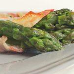 Grill a lelke mindennek – grillezett spárga baconbe tekerve
