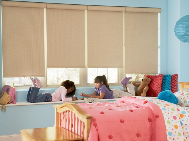 window treatments for kids' bedroom