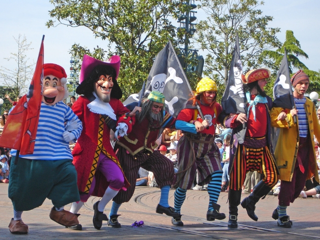 travel with kids to Disney World