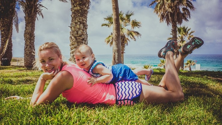 guide to travelling with a baby