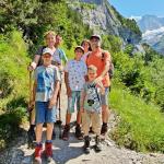 Svájci határátlépés – égbeszökő élmények (tervezés, szervezés, indulás)