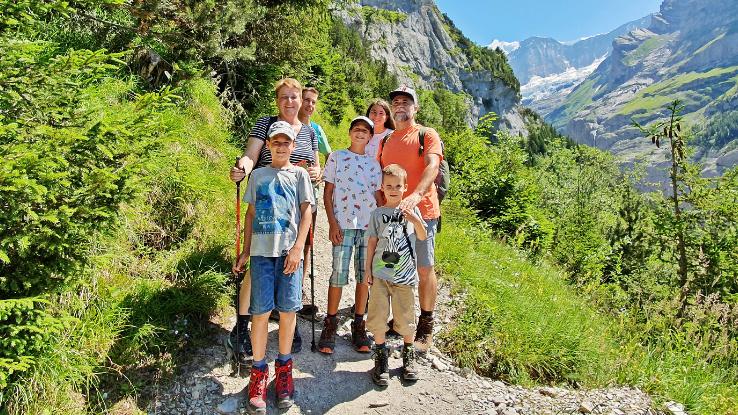 határátlépés utazás Svájcba