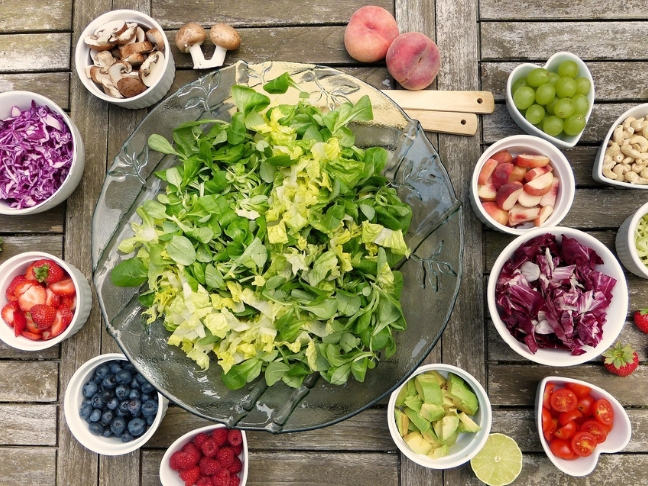 benefits of vegan meals