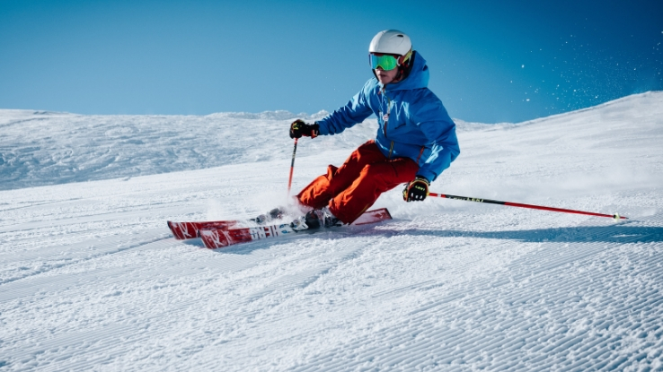 destinations for skiing