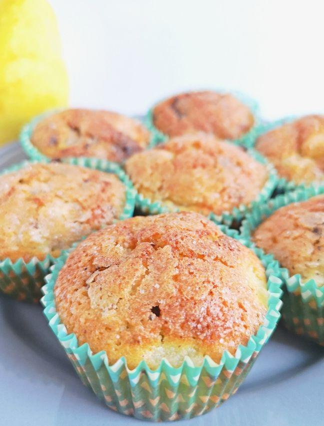 illatos muffin őszre