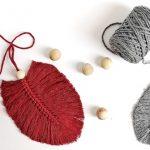 Makramé-reneszánsz – pihe-puha őszi dekor