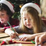 Festive Kids' Table Activity Book