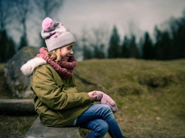 children's winter fashion