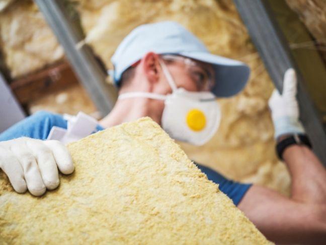 DIY home insulation