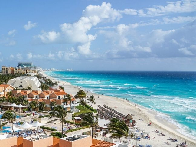 fall in love Mexico's tourist destinations