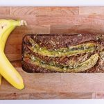 Érik a banán – banánkenyér csokival és zöld citrommal