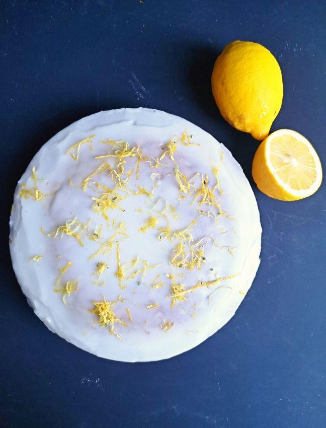 mák és citrom sütemény recept