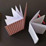 Hajtsd ide, hajtsd oda – DIY jegyzetfüzet egyszerű hajtogatással