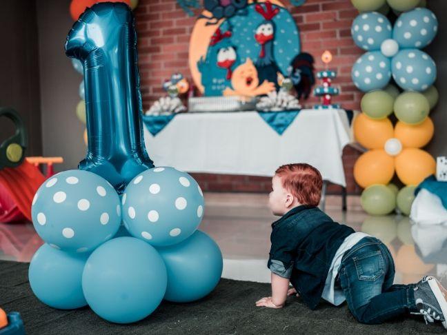 celebrate 1st birthday