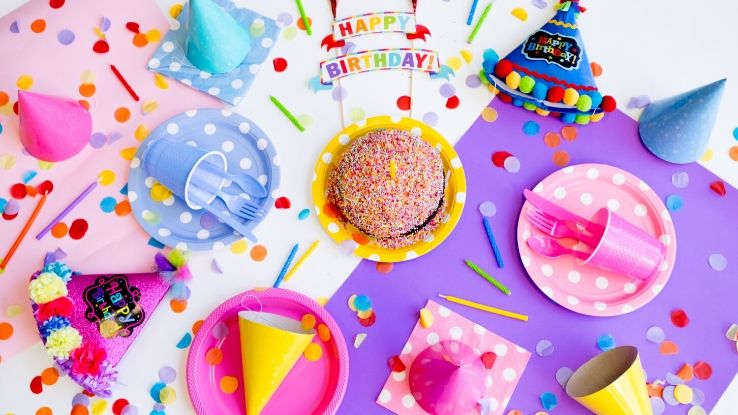 popular birthday party themes