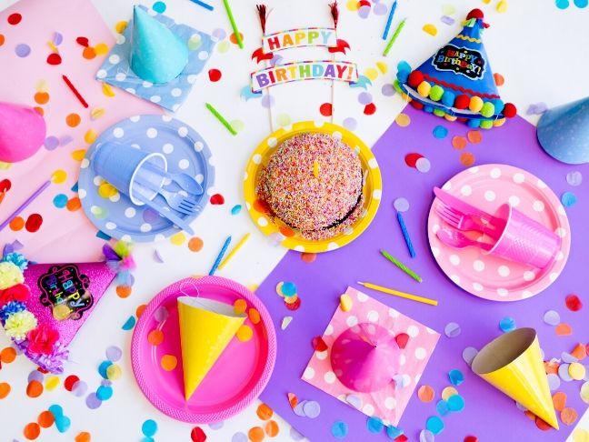 popular birthday party themes