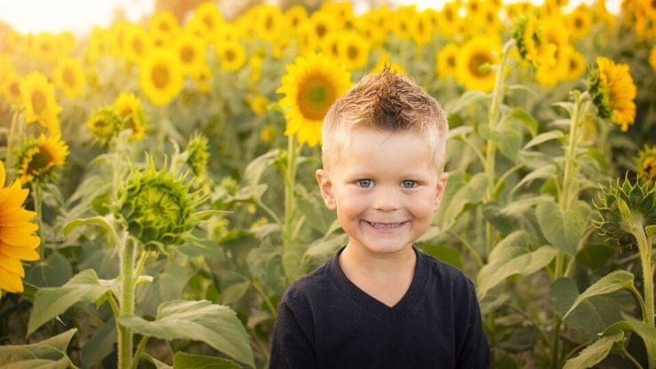 kids enjoy the outdoors