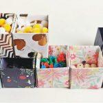 Urald a káoszt – origami papírdoboz apróságoknak