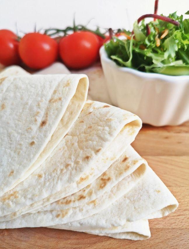 puha tortilla recept házilag