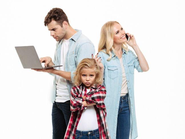 bad parenting habits