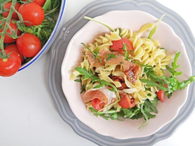 olasz tésztaasaláta recept
