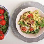 Nyári lehűlés – olasz tésztasaláta