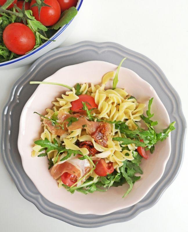 olasz tésztasaláta recept