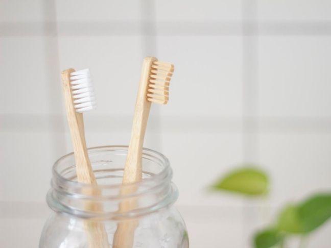 teach kids to brusht their teeth