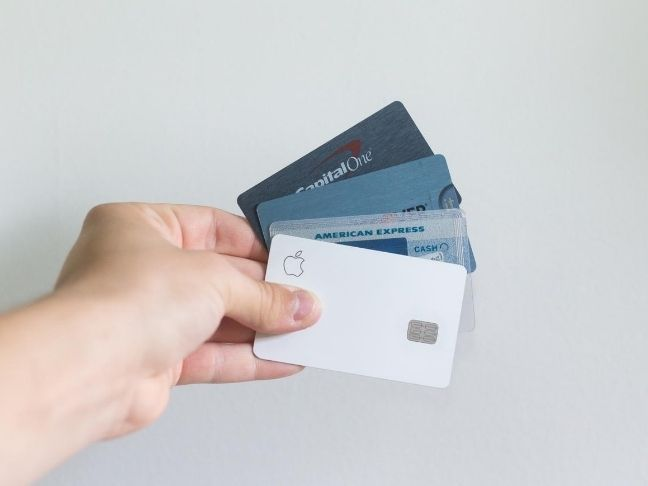 credit card information and acronyms
