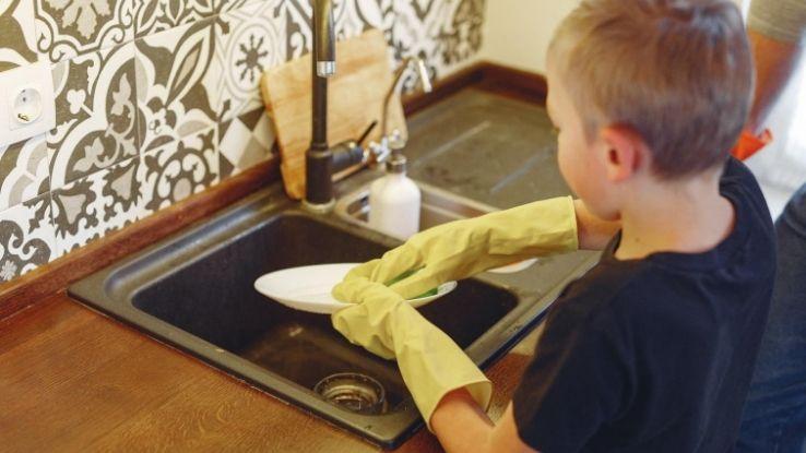 encourage kids to do chores