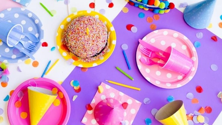successful kids' party ideas
