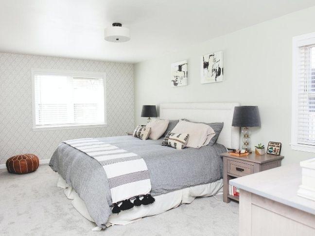 clean messy bedroom