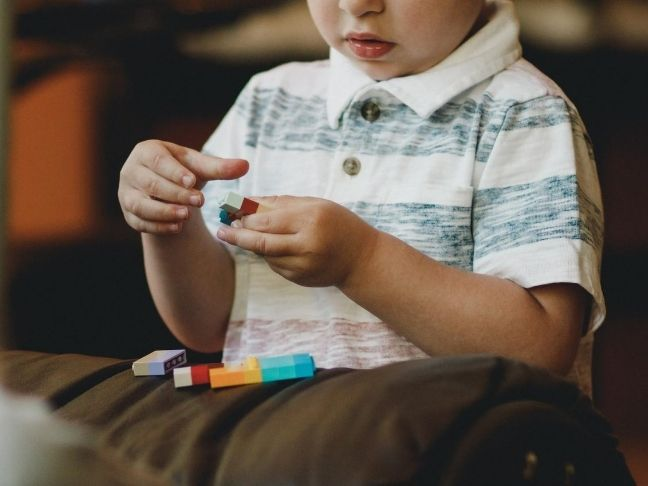 professional help for children with autism