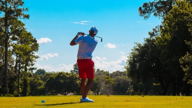 golf improves health