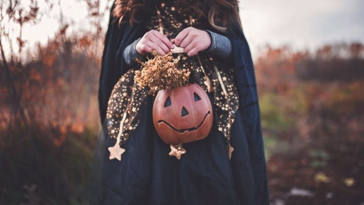 staying healthy on Halloween during COVID-19