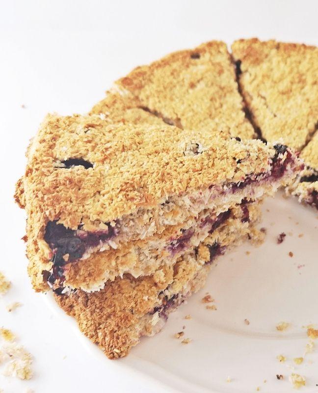zabpelyhes keksz kókusszal recept
