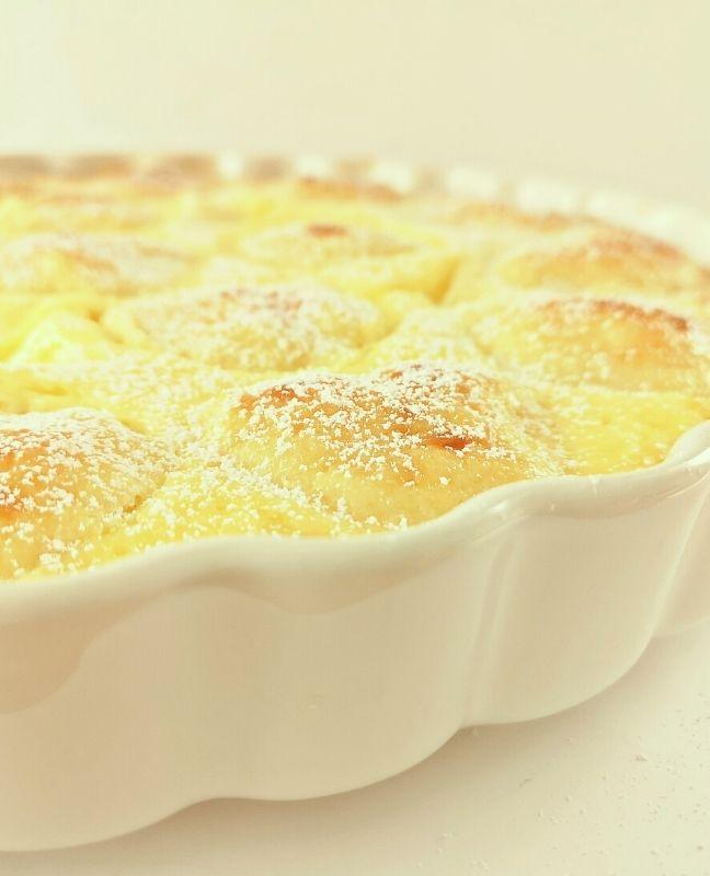 sült túrógombóc recept