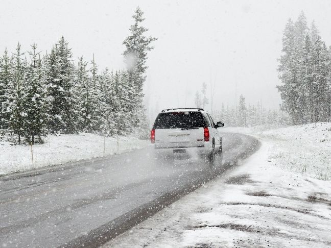 winter car maintenance to keep your family safe