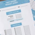 Cash Envelope Budgeting System to Budget for Holiday Gifts