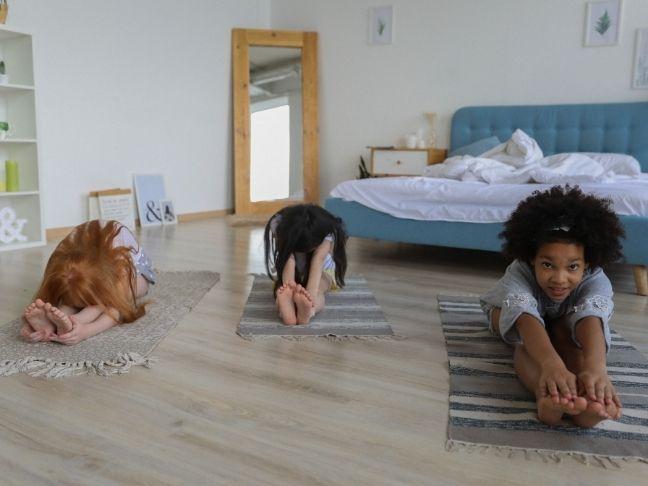 encourage kids to exercise