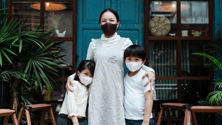 family safe during Coronavirus pandemic