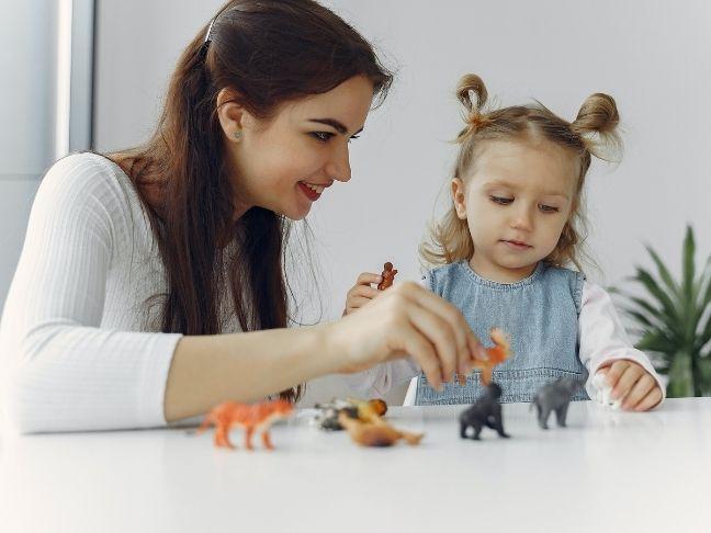 children starting kindergarten