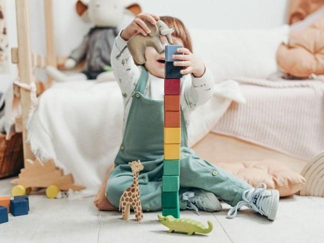 design a toddler's room
