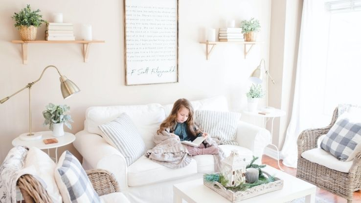 calming colors for your family space