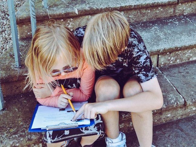 instill love of learning in kids