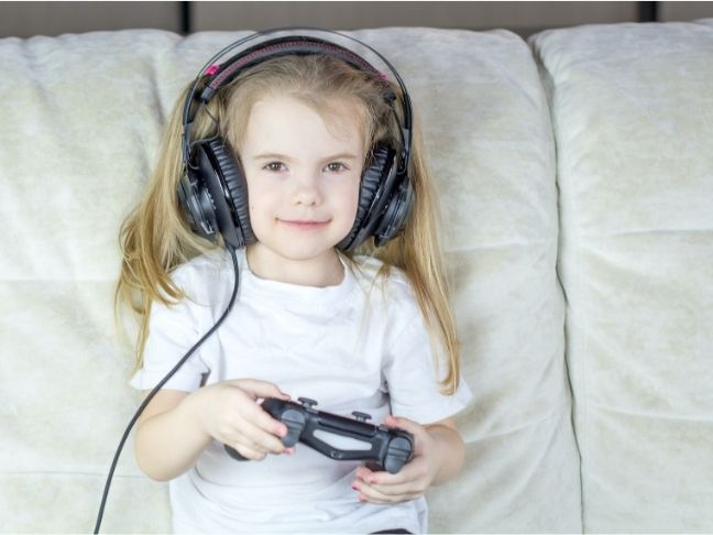 secure child's online gaming