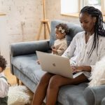6 Ways to be Productive While Taking Care of Your Kids