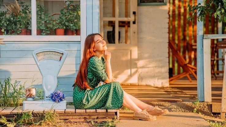 help teen dress her age