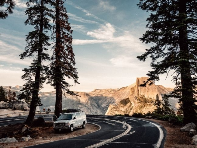 safe and comfortable road trip